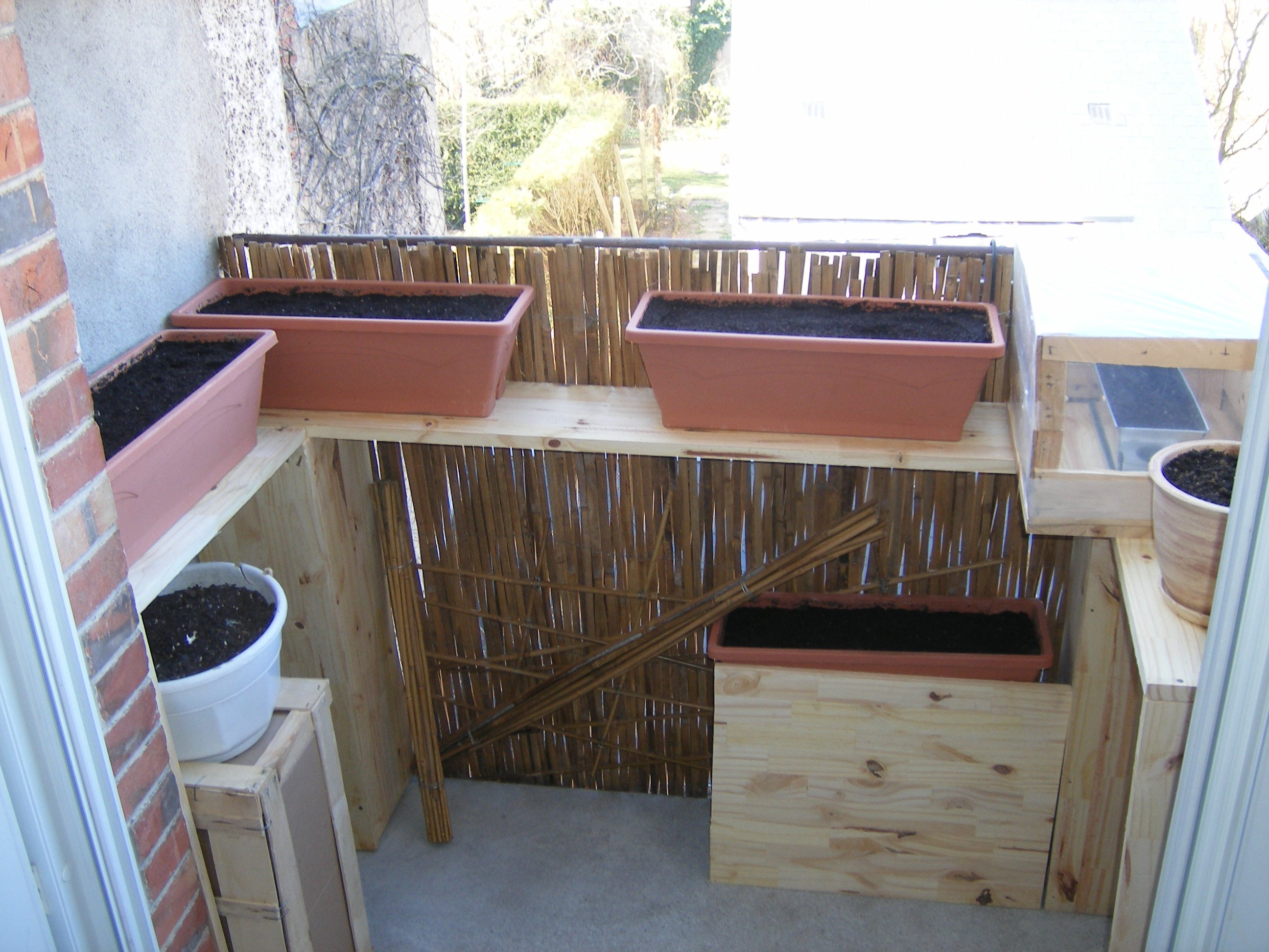 Culture balcon orleans for Avoir un lapin a la maison